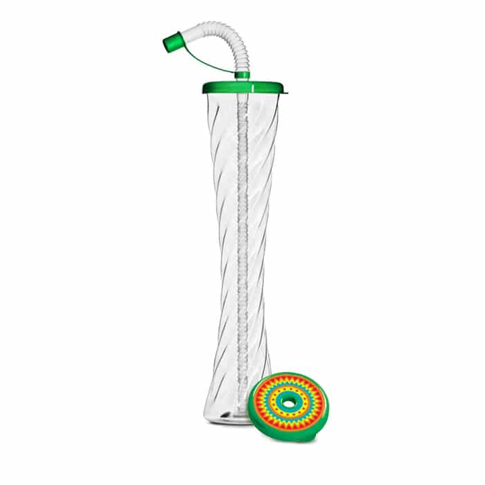 Yard cups 350 ml / 12 oz. Fiesta green