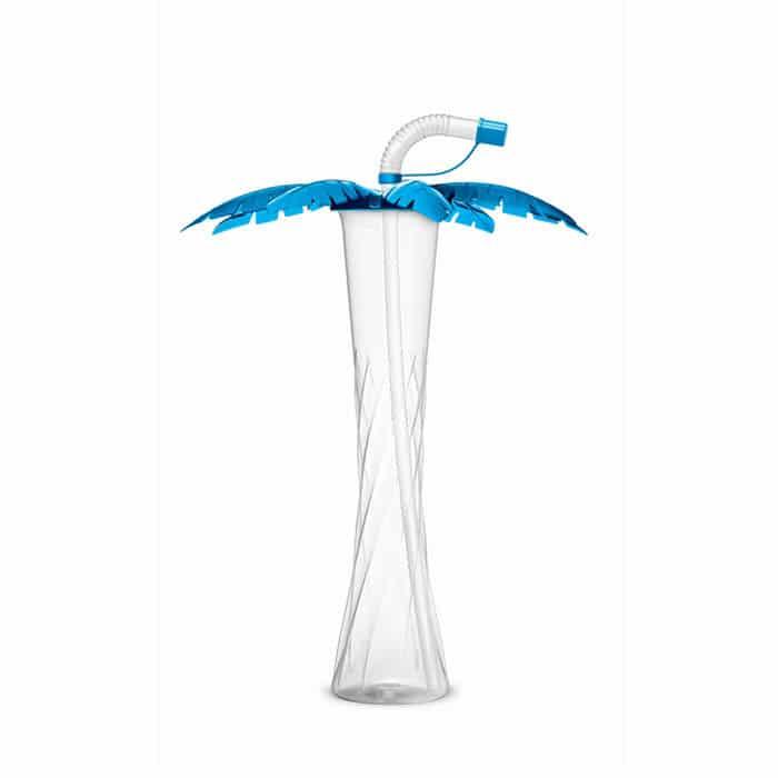 Yard cups 350 ml / 12 oz. palm blue
