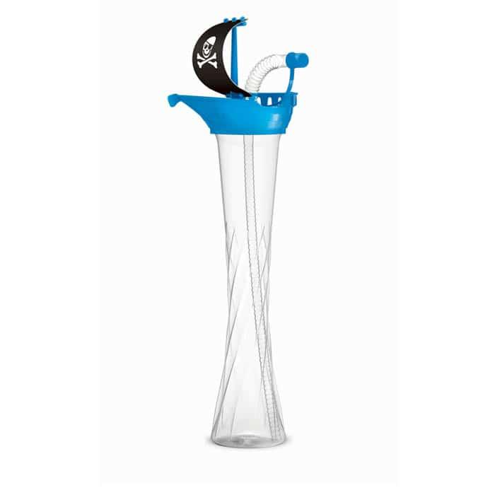 Yard cups 350 ml / 12 oz. ship blue