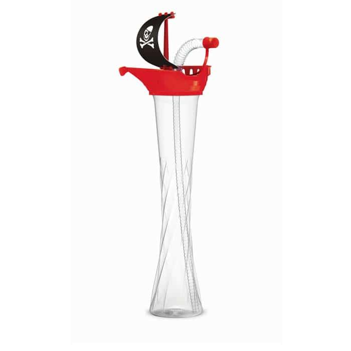 Yard cups 350 ml / 12 oz. ship red