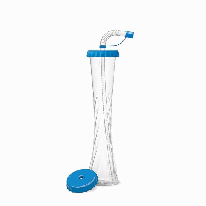 Yard Cups 350 ml kapsel blue